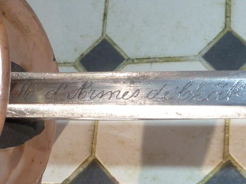 Un modèle injustement mésestimé : le sabre d'officier de cavalerie Mod 1882 P1210215
