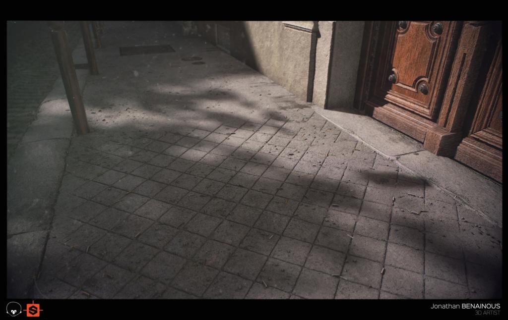 [ AUTRES LOGICIELS ] Marmoset Toolbag ... ? Personne ne connait ? Deco410