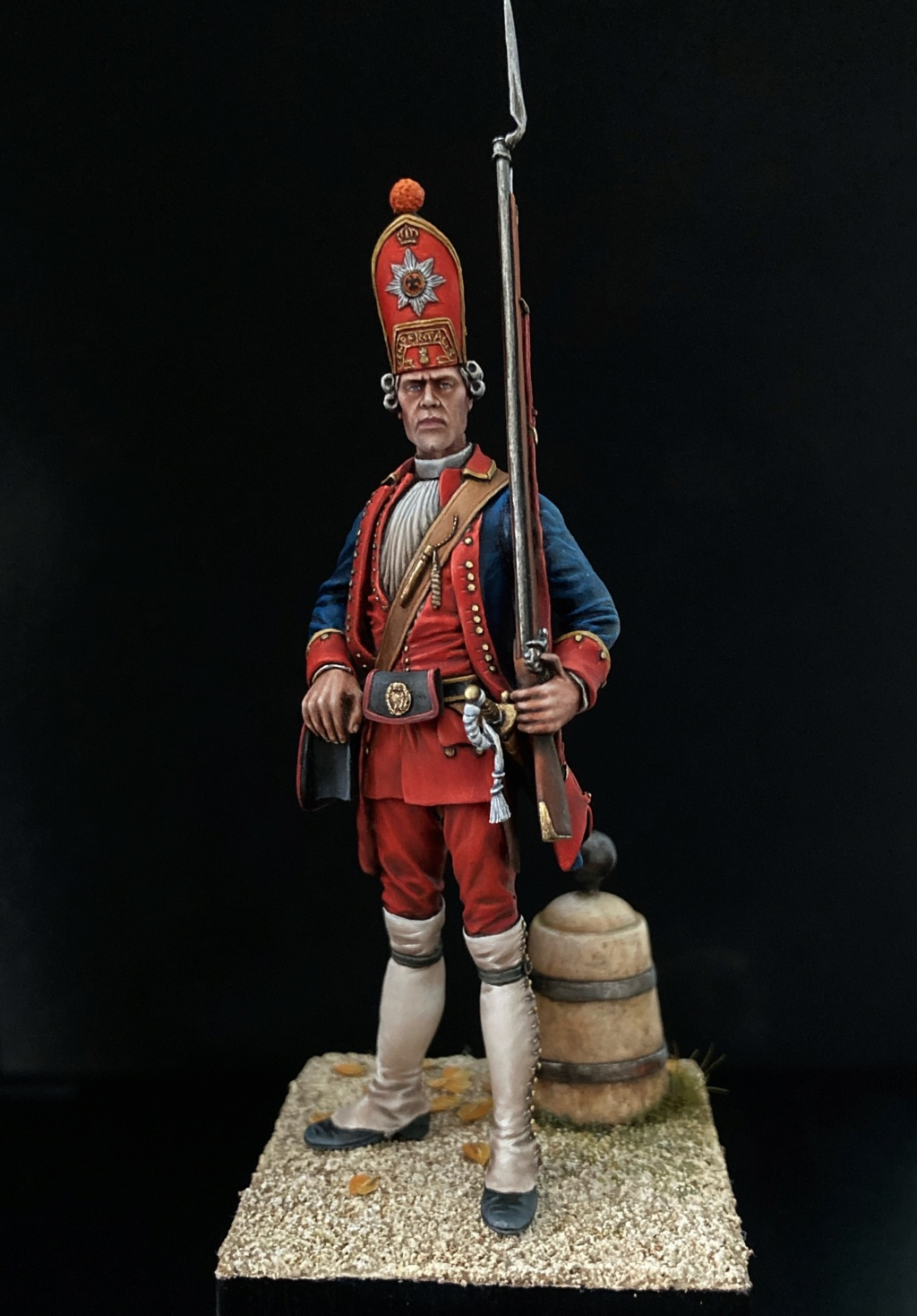 GRENADIER PRUSSIEN DE LA GARDE DE POTSDAM 1720 Img_0210