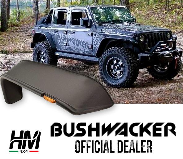 HM4x4 diventa BUSHWACKER official dealer!  Bushwa10