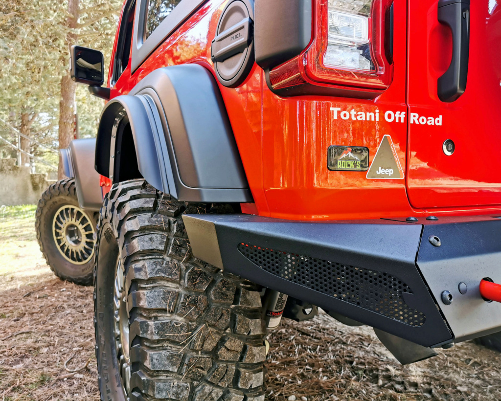 Jeep Wrangler JL Rubicon Firecracker Red by TOTANI Off Road Img_2010