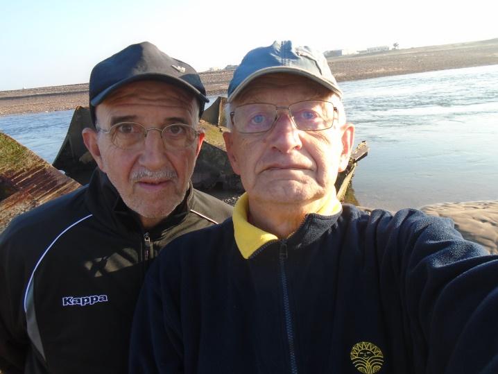 "04/01 - marche sportive à  ""la Perle"" Haouzia 00422"
