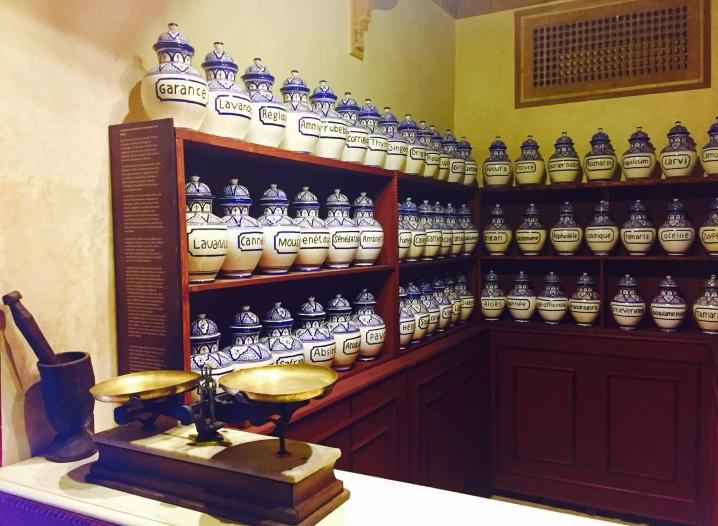Immersion au coeur du musée du Parfum, les  à Marrakech 00510