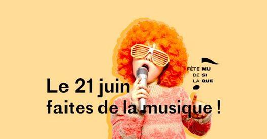 """21/06 - Fête de la musique  """"Faites de la musique"""" 10447110"""