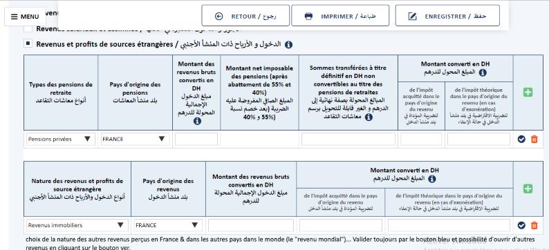 Impôts : Campagne des déclarations de revenus 2018 1110