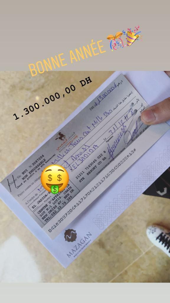 Un Marocain gagne 3 millions de dirhams  à El Jadida 212