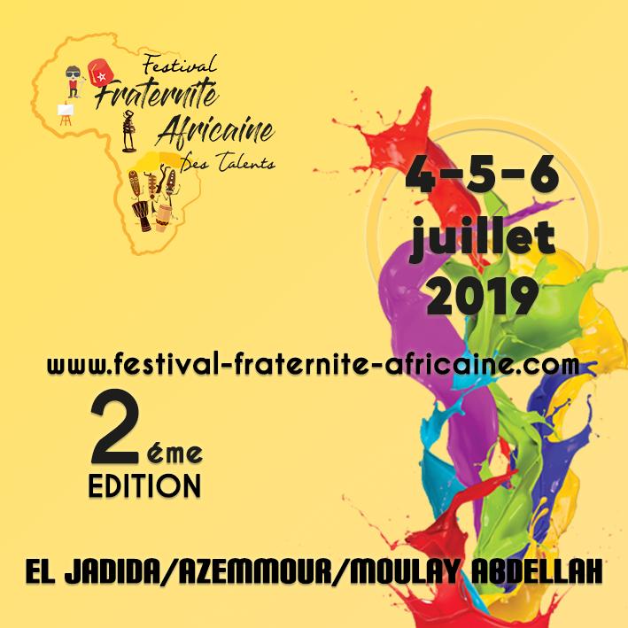 04/07 au 06/07 -  2ème festival Fraternité africaine des talents 42276710