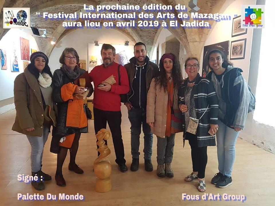 "1er festival des arts d'El Jadida :  le bien nommé ""alliance des cultures""  46488310"