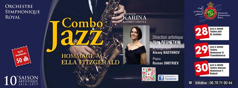 28/04 - Orchestre Symphonique Royal : Combo-jazz en hommage à Ella Figzerald 56737110