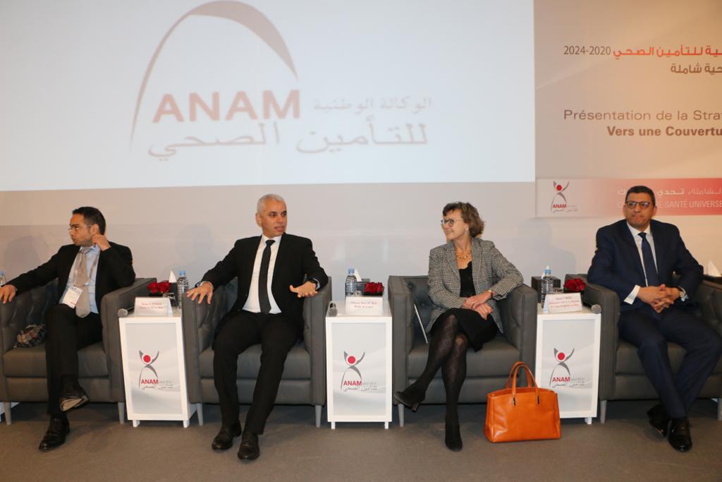 Maroc : Révision du Tarif National de Référence (TNR)  Anam-110