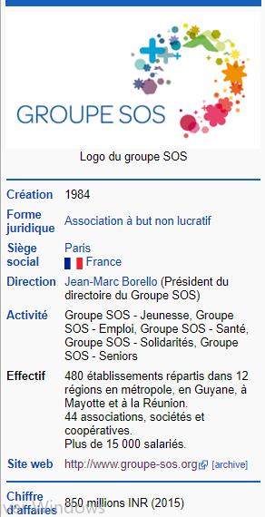09/10 - Conférence : Frédéric Bailly présente le groupe SOS Bailly11