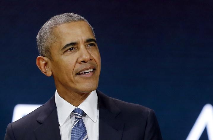 Barak Obama pour le centième anniversaire de la naissance de Nelson Mandella... Barack10