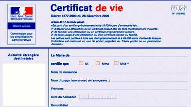 Certificats de vie : le feuilleton continue... Certif10