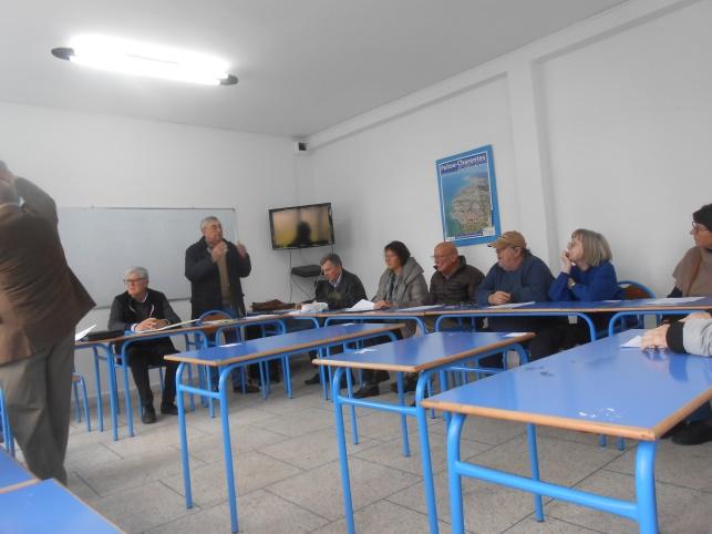 Cimetière européen d'El Jadida : une nouvelle équipe pour de projets novateurs Dscn0010