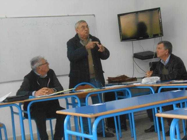 Cimetière européen d'El Jadida : une nouvelle équipe pour de projets novateurs Dscn0011