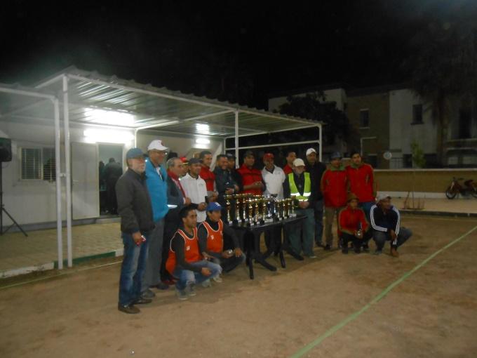 15ème Concours fédéral de pétanque d'El Jadida organisé par le CPM : Une belle édition Dscn0615