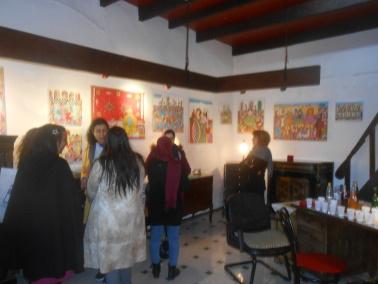 10/01 au 25/01 - Galerie 104 :  Exposition de Hayat Choufani Dscn1023