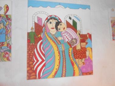 10/01 au 25/01 - Galerie 104 :  Exposition de Hayat Choufani Dscn1024