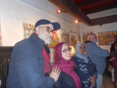 10/01 au 25/01 - Galerie 104 :  Exposition de Hayat Choufani Dscn1110