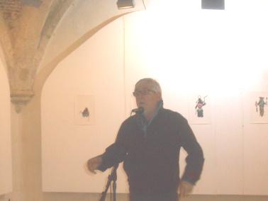 """Exposition : vernissage de """"Par de-là la mer"""" de Vincent Gagliardi Dscn1310"""