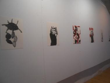 """Exposition : vernissage de """"Par de-là la mer"""" de Vincent Gagliardi Dscn1319"""