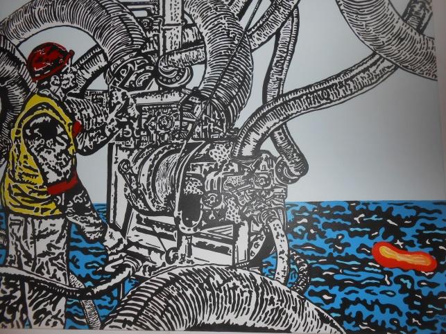 Pour renouer des relations de jumelage :   la création artistique de Christophe Cosentino Dscn2612