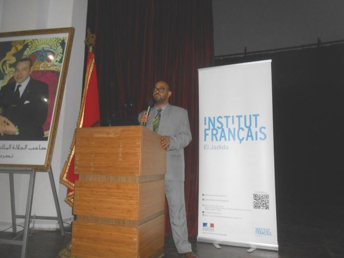 """23/10 - Conférence : Rachid Sraidi """"le rôle de la CGEM dans le développement de créations d'emplois pour les jeunes"""" Dscn2710"""