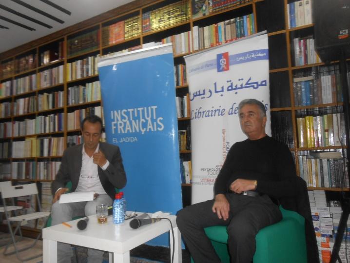 Mamoun Lahbabi : Flaubert égaré dans le XXIème siècle Dscn2715