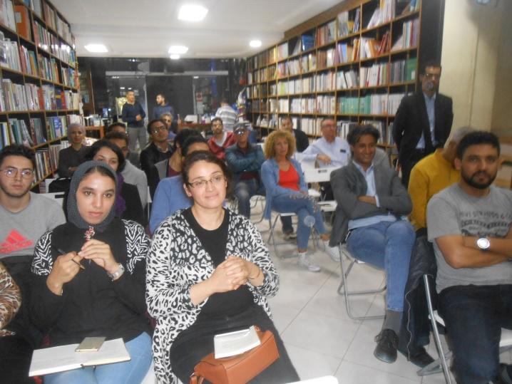 Mamoun Lahbabi : Flaubert égaré dans le XXIème siècle Dscn2716