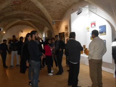 "1er festival des arts d'El Jadida :  le bien nommé ""alliance des cultures""  Dscn2914"