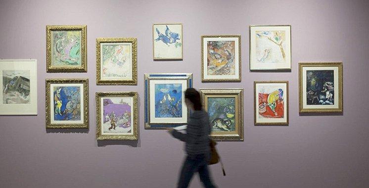 03/10 au 06/10 - Expositions :  2ème salon marocain de dessin et de l'estampe Exposi10