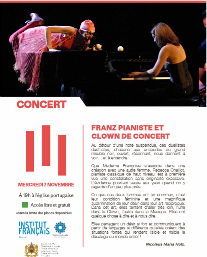 """07/11 - Spectacle : """"Franz pianiste et clown de concert"""" Franz_10"""