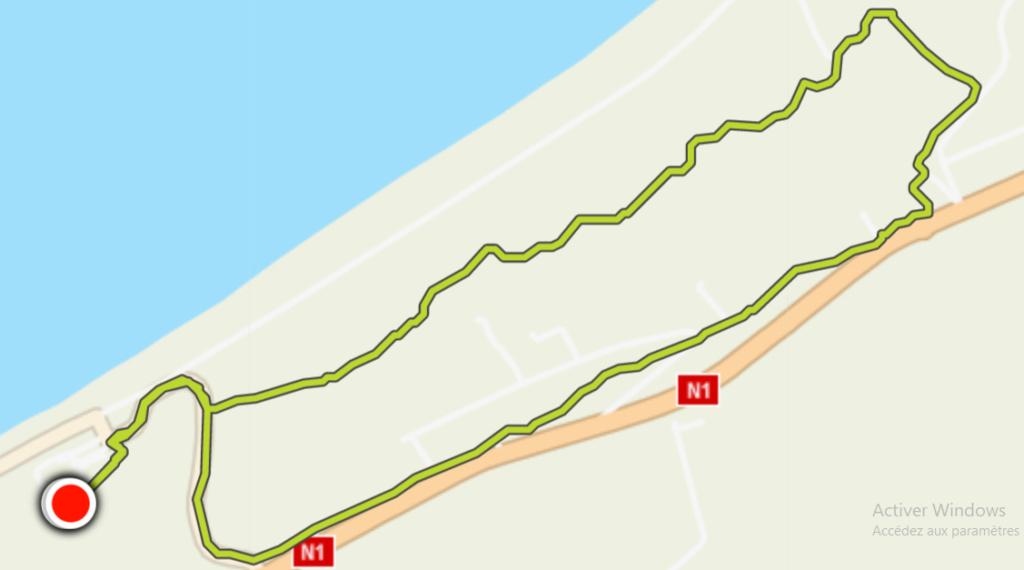 06/03 -marche sportive  à Haouzia Golf129