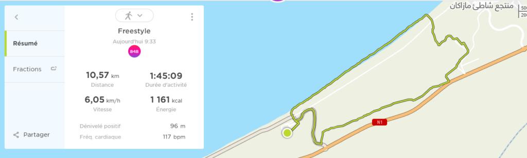 27/11 - marche sportive au golf Pullman Golf19