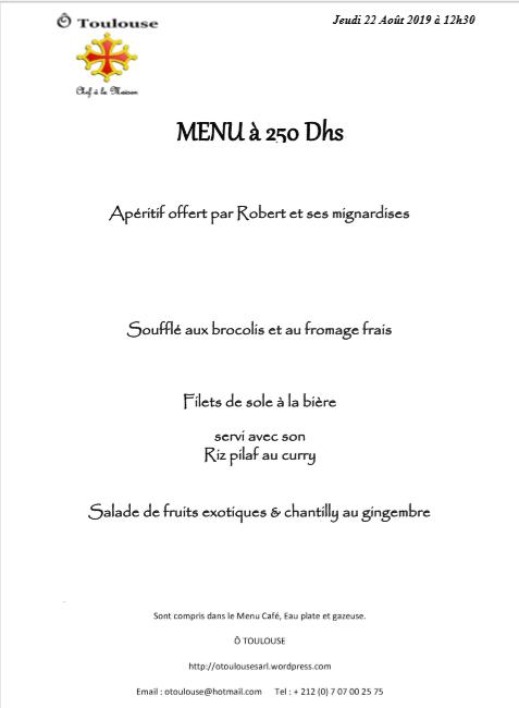 Ô !... Toulouse ! Les menus de la semaine Menu_210