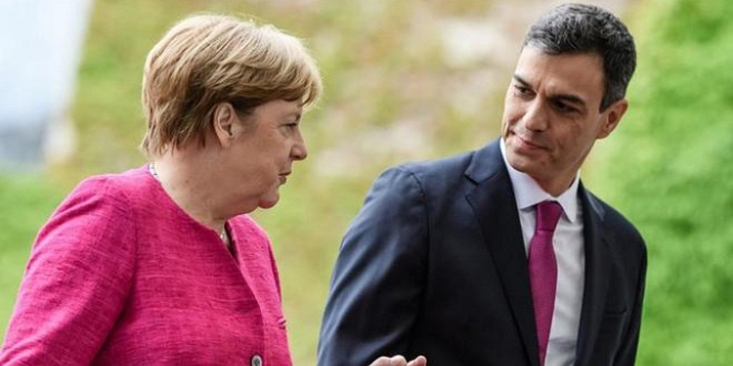 Le Maroc, garde-chiourme de l'Europe ? Merkel10