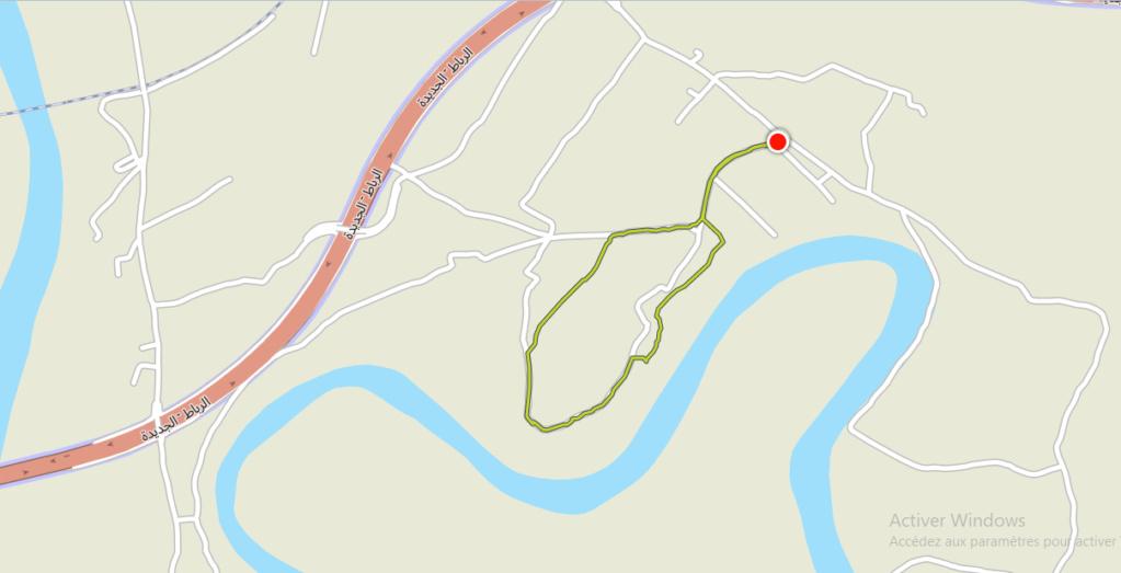 18/09 - marche plaisir rive droite de l'Oum Rbia Oum14