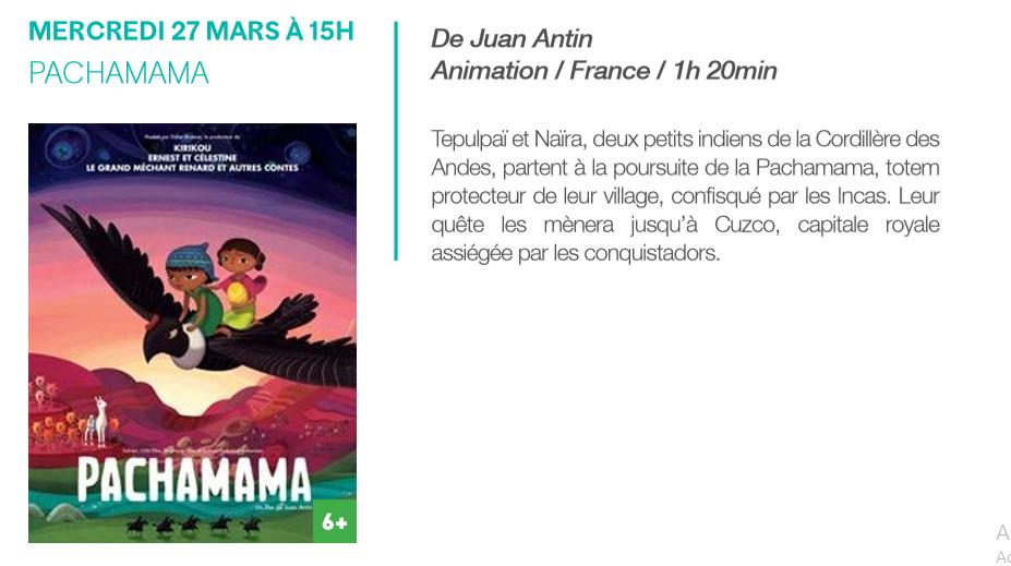 """19/03 au 29/03 - Evènements :  """"FICAM Maroc 2019""""  (Festival International du Cinéma d'Animation de Meknès)  Ecole Nationale de Commerce et Gestion  Rue de Fès Pacham10"""