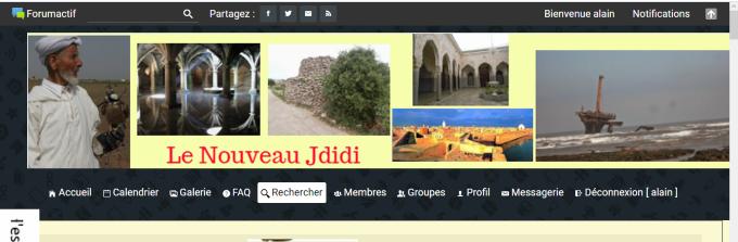 Rechercher une information dans « le Nouveau Jdidi » Recher10