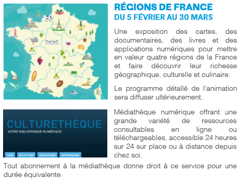 """05/02 au 30/03 - Exposition :  """"Régions de France"""" Rzogio10"""