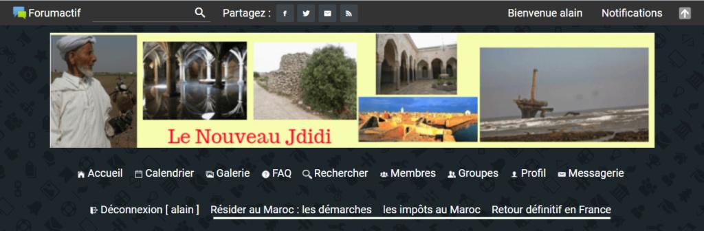 Rechercher une information dans « le Nouveau Jdidi » Sans1062