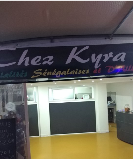 Restaurant Chez Kyra Sans1256