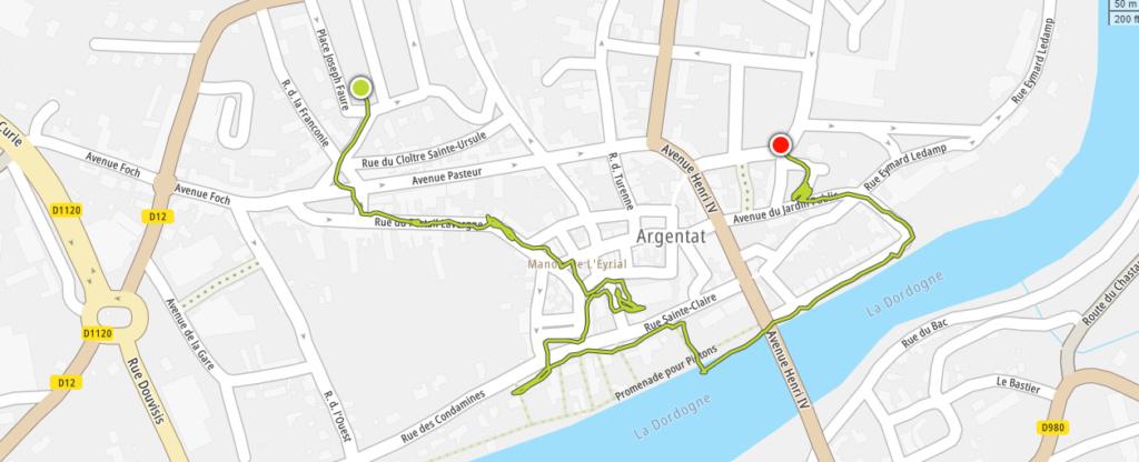 14 aout - Les ruelles secrétes d'Argentat Sans_101