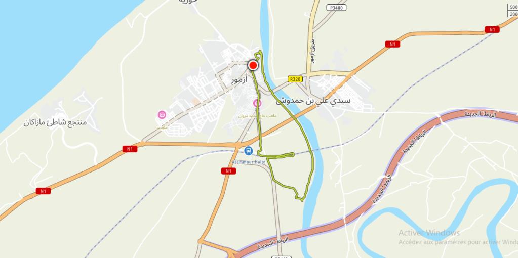 27/09 - marche sportive à Azemmour sur la rive gauche de l'Oum Sans_117