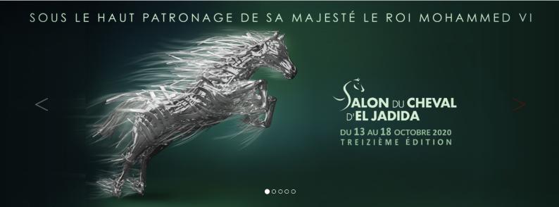 13/10 au 18/10 - 13ème édition  Salon du cheval d'El Jadida Sans_555
