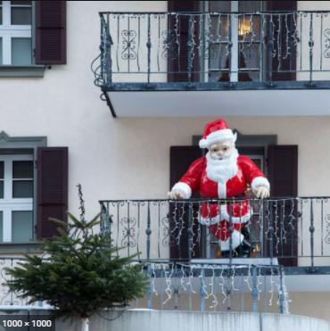 Humeur :  Noël au balcon, sans doute ?... Sans_815