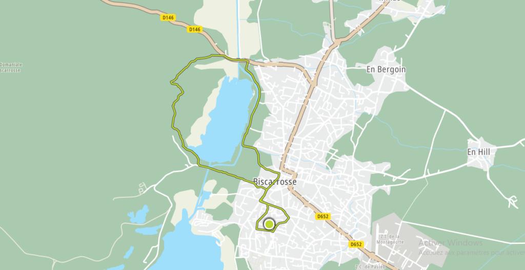 """14/06 - Esseulé, autour du """"petit lac"""" de Biscarrosse Sans_t52"""