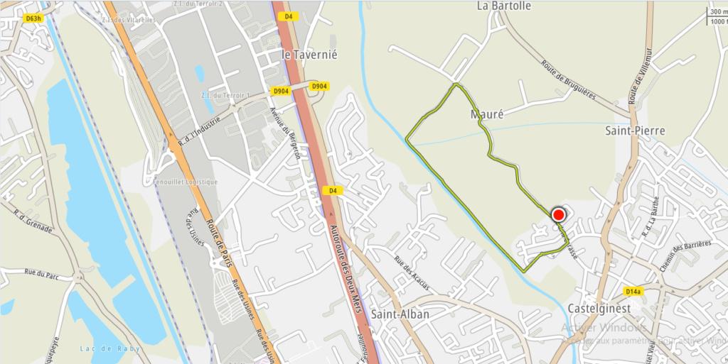 plaisir - 19/07 - marche plaisir : papy sitter à Castelginest Sans_t67