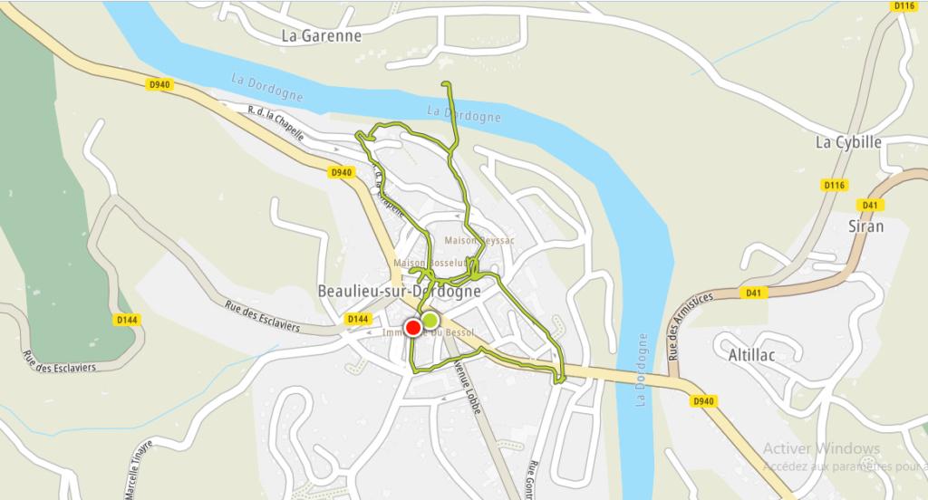 plaisir - 12/08 - marche plaisir :   Beaulieu-sur-Dordogne Sans_t97