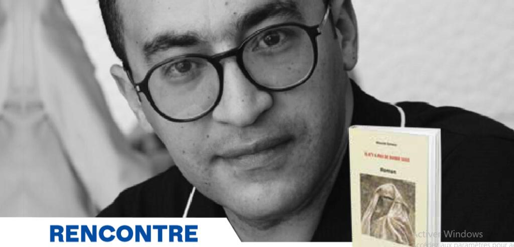 """05/07 - Rencontre :  Mounir Sarhani  """"Il n'y a pas de barbe lisse""""  en dialogue avec Abdelali Errehouni  à la Librairie de Paris  avenue des FAR  19 heures Serhan12"""